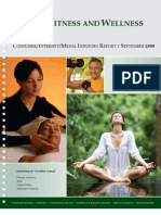 Fitness and Wellness Industry Rpt