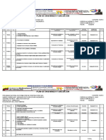 planificacion HIDROLOGIA