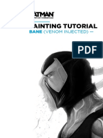 Tutorial Painting Bane En