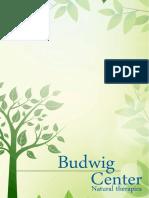 Johanna Budwig Diet Protocol