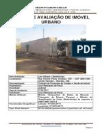 LAUDO DE AVALIAÇÃO - CASA + TERRENO - JOSÉ RODRIGUES