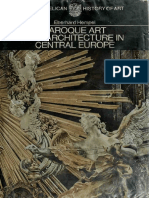Baroque Art and Architecture in Central Europe (Art eBook)