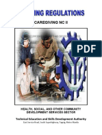 TR Caregiving NC II