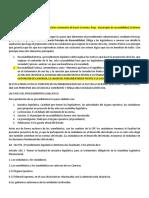 Apuntes Derecho Constitucional UAB Beni