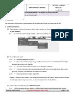 Proc-Man-0003 Rev03 Preenchimento de OSs