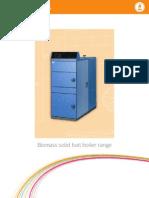 Baxi Biomass Brochure