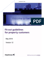 Fit Out Guidelines-Heathrow Property