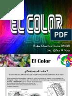 3 Clase El Color