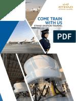Etihad Airways cadet program