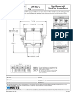 CO-200-U Specification Sheet