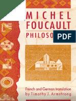 VV AA - Michel Foucault philosopher.pdf