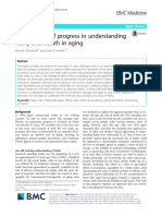 Fifteen years of progress in understandingfrailty and health in aging