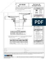 FD-100-RS Specification Sheet