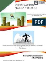 Evaluacion financiera y riesgo MBA.pptx