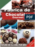 16- Curso Fabrica de Chocolates Gourmet