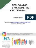 Psicologia das cores no marketing e no dia-a-dia