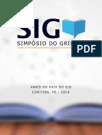 Revista SIG Curitiba