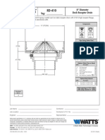 RD-410 Specification Sheet
