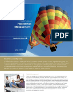 KPMG Project Risk Management