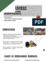 Sembradora Manual