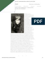 Esther Díaz - La Epistemología Feminista y Socialista en La Era de Los Cyborgs