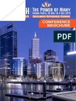 Aioh 2019 Conference Registration Brochure Wfwssvvaohfd
