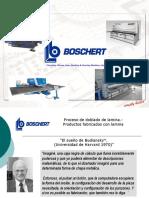 Tecnicas de Doblado de Lamina .- Boschert Bases Teoricas Del Doblado de Laminas Para Capacitación
