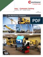 2019 North American Customer Training Catalog