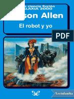El robot y yo - Nelson Allen