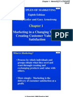 Principles of Marketing 1