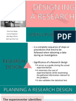 4 Research Design Useful Daily LIfe