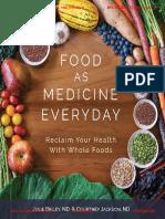 Food as Medicine Everyday, 2016