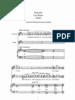 Massenet_-_Les_fleurs_dúo ST.pdf