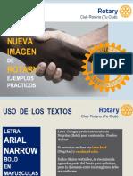 La Nueva Imagen de Rotary