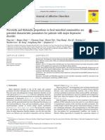 Depressao microbioma 2