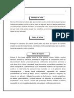 Legislación Mercantil. Derecho de Autor