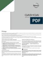 Manual Qashqai J11 2017