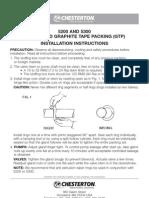 Die Form Ring Packing