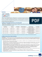 Product Highlight Sheet-Retire Smart