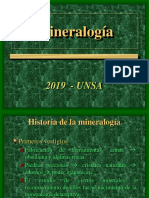 2019 Geometa Clases 4 Mineralogia