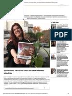 Reseña a Luciana Peker_ Dar Vuelta La Bandera Futbolística _ El Desconcierto
