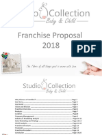 Franchise Proposal 2018