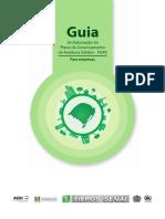 Guia de elaboração do Plano de Gerenciamento de Resíduos Sólidos (PGRS)