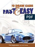 1. How to Draw Cars Fast and Easy.en.Es