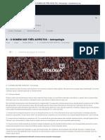 8 – O HOMEM SOB TRÊS ASPECTOS – Antropologia.pdf