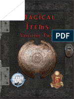 Magical Items - Volume Two