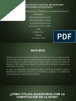 CASO SALESFORCE.COM