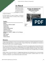 Cuerpo de Policía Rural - Wikipedia, La Enciclopedia Libre