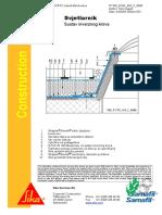 Sintetiƒke Membrane - Inverzni Krov - Svjetlarnik