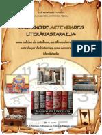 CADERNO DE ARTEVIDADES LITERÁRIAS PARA EJA
